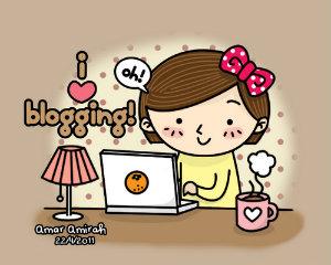 Suka ngblog