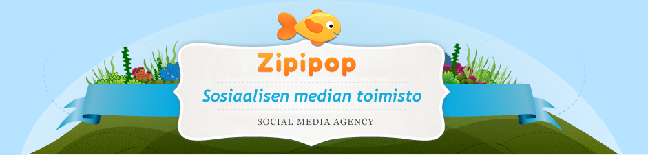 ZIPIPOP  the Finnish social media agency