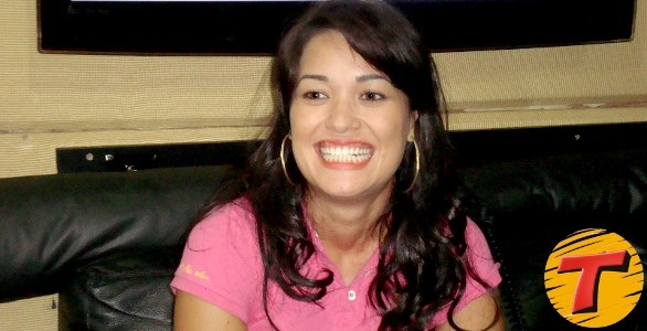 Milene Pavoro Nua Do Programa Ratinho Divulga Blog Filmvz Portal
