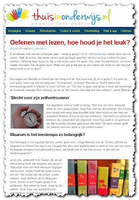 http://www.thuisinonderwijs.nl/oefenen-met-lezen-hoe-houd-je-het-leuk/