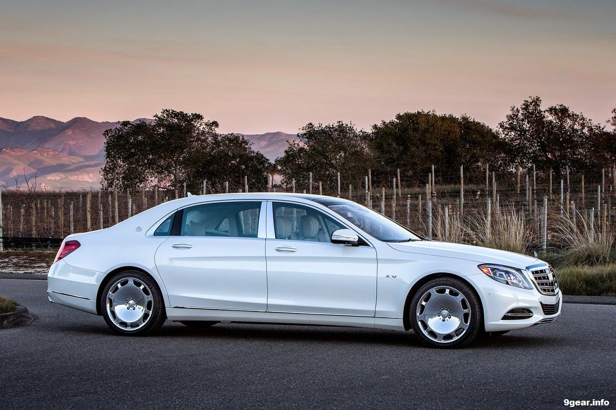 Exclusive: 2016 Mercedes-Benz S-Class Maybach | Car Reviews | New ...