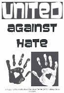 Click on the image to open a link to the poster in the United Against Hate Facebook page.