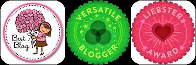 best blog+versatile blogger+liebster award