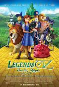 Legends of Oz: Dorothy's Return (2014) ()
