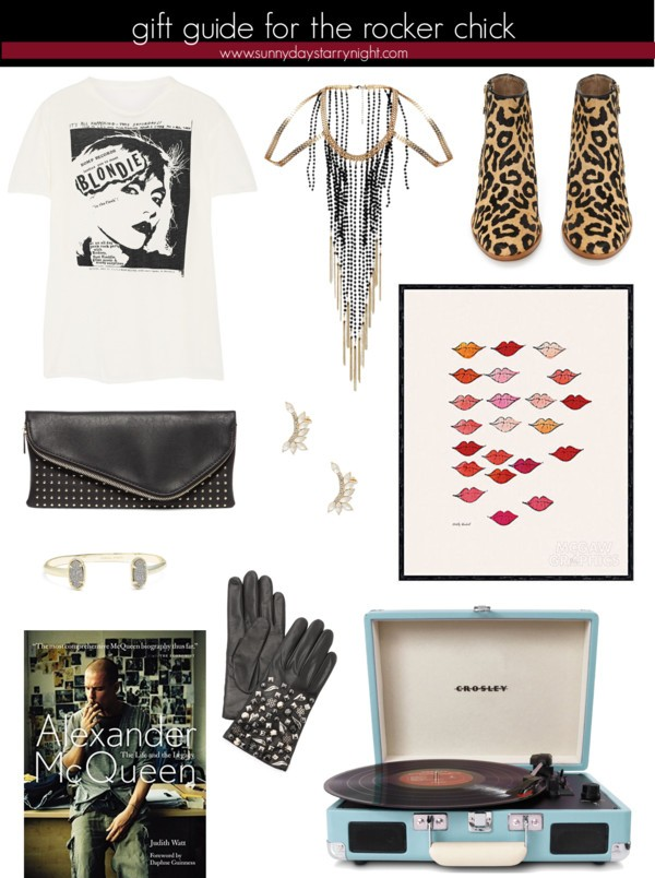 gifts for the rocker chick
