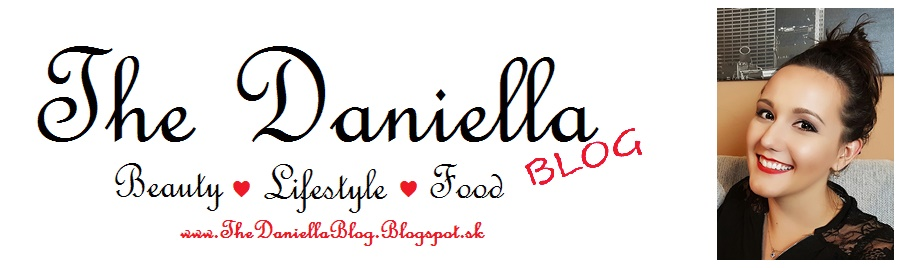 The Daniella Blog | ♥ Beauty ♥ Lifestyle ♥ Food