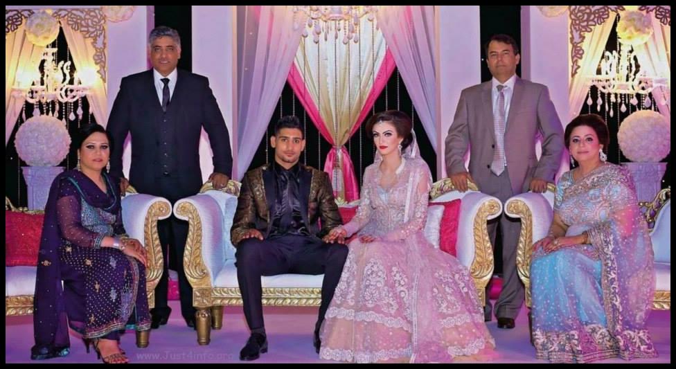 Amir Khan Wife