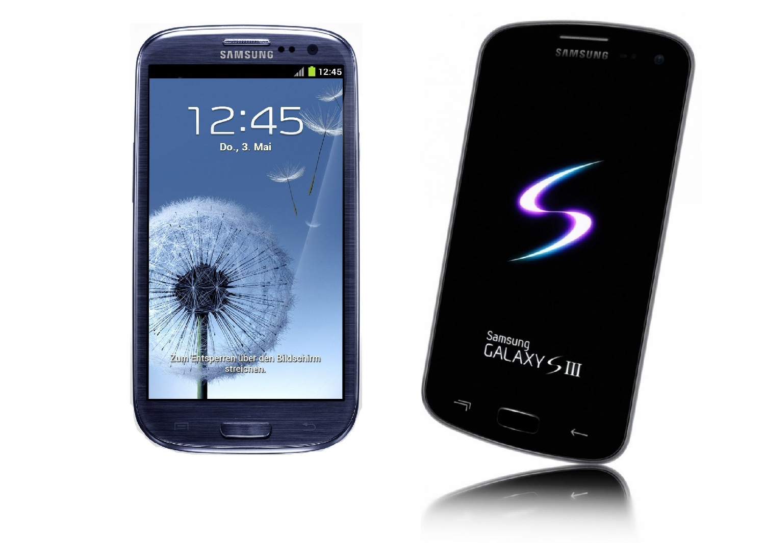 Samsung Galaxy S3 Android Mobile Phone on galaxy s111 mini