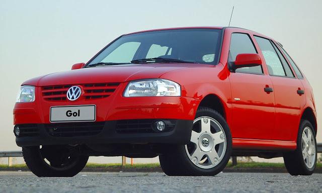 VW Gol GTI 2001
