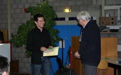 Usia 26 Tahun, Irwin Yousept Jadi Profesor di Technische Universität Darmstadt, Jerman