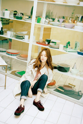 Krystal Jung f(x) Nylon October 2015