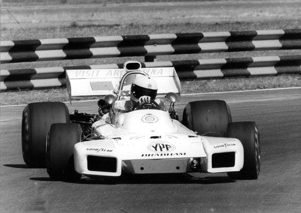 23 de enero, 1972 / EN BUENOS AIRES, CARLOS REUTEMANN DEBUTABA OFICIALMENTE EN F1