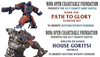 Latest NOCF Raffle Events!