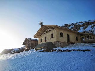 Moarboden Hütte ~ malga Moarboden