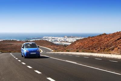 visitar las islas canarias en coche