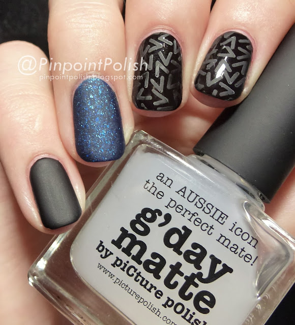 Picture Polish G'day Matte, Cosmos, a-england Lancelot