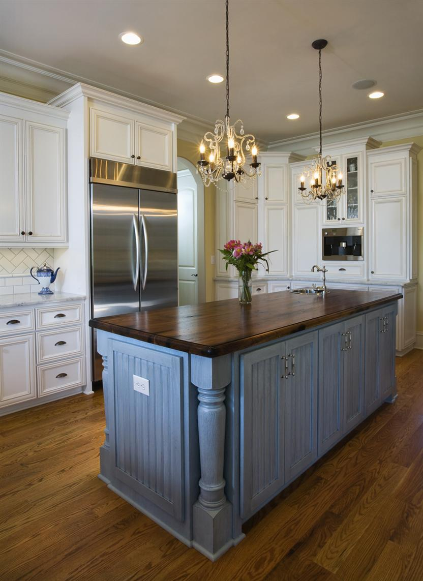 Best Kitchen Island On Pinterest French Country Kitchens 640 x 480