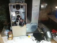 furnace breakdown
