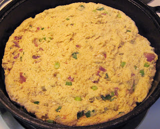 recipe for bacon jalapeno skillet bread