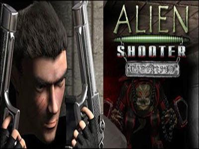 تحميل لعبة قتل الوحوش Alien Shooter 2016 coobra.net
