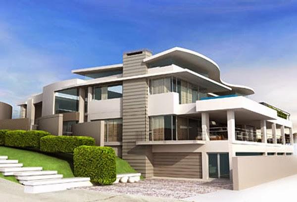 Gambar Model Rumah Terbaru 2014