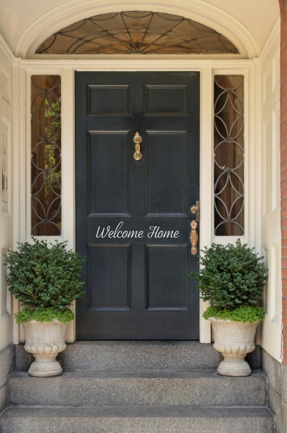 2018 Colors for Front Doors