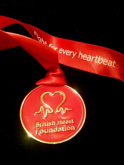 Couch to 5k British Heart Foundation Hyde Park Run 10k