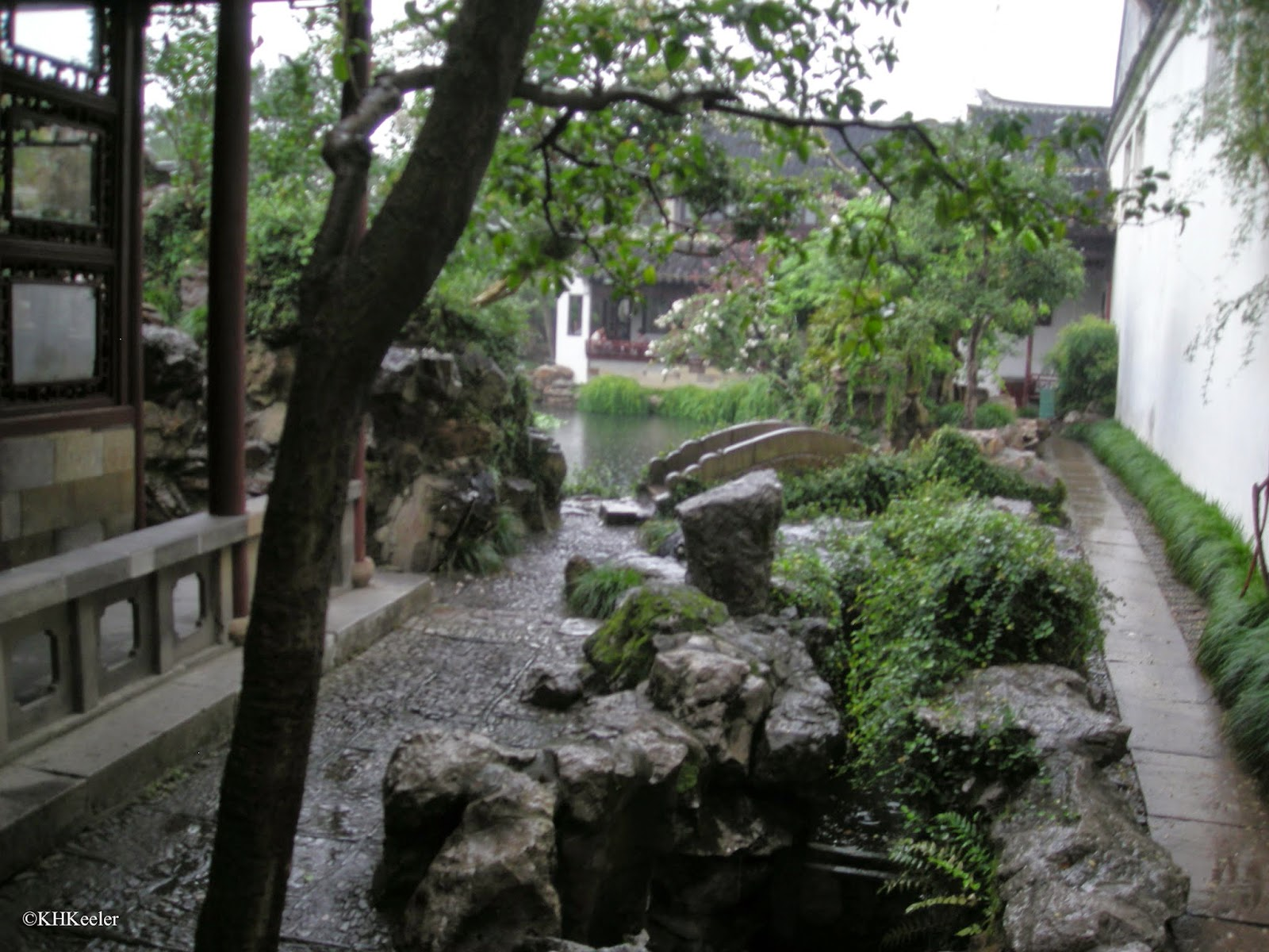 Garden of the Master of Nets, Suzhou, China