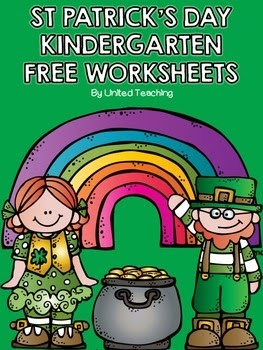 http://www.teacherspayteachers.com/Product/St-Patricks-Day-Kindergarten-Worksheets-Freebie-1136632