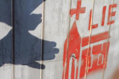 Church + Lie and Hand Shadow
