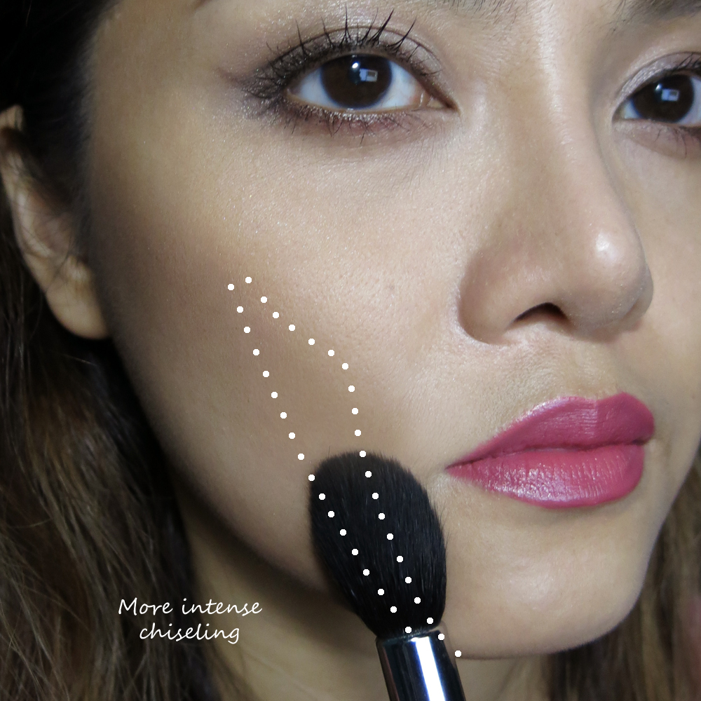 The makeup box updated basic contouring guide if you are extremely thin and gaunt or have an overly long face do not do this at some point you have to exercise good sense ccuart Image collections