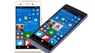 World's Thinnest Windows 10 OS Smartphone Released Japan