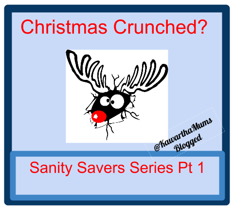 image Kawartha Lakes Mums - Christmas Crunch Series Pt 1 Shows frazzled reindeer crashed t