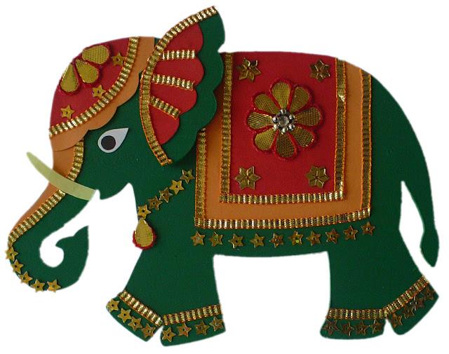 Wooden+Elephant 990063