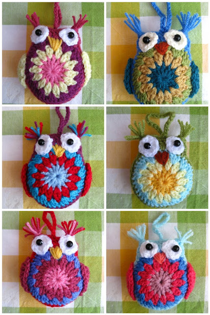Bunny Mummy: Easy Crochet Owl Tutorial