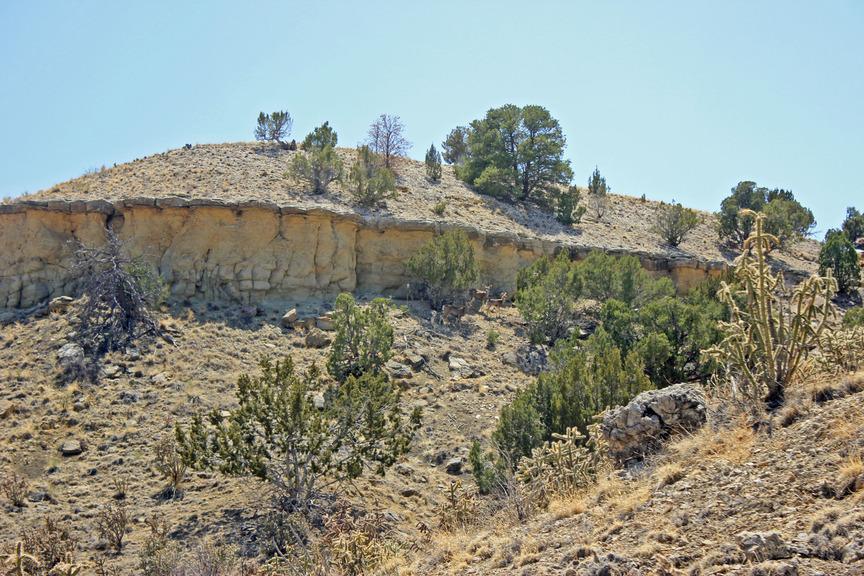 Akt am Pueblo See State Park