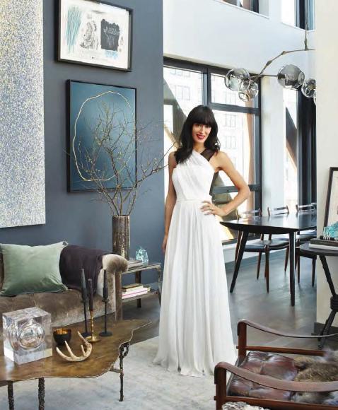 Athena Calderone, interior desighners