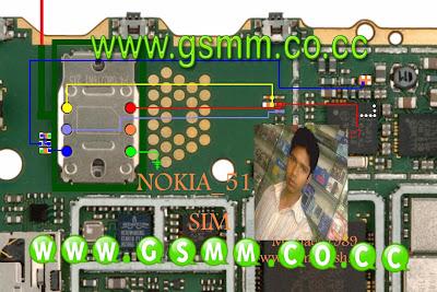 Nokia 5130c Insert Sim Solution