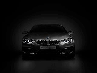 BMW Concept Série 4 Coupé