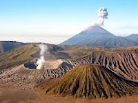 History of Mount Bromo