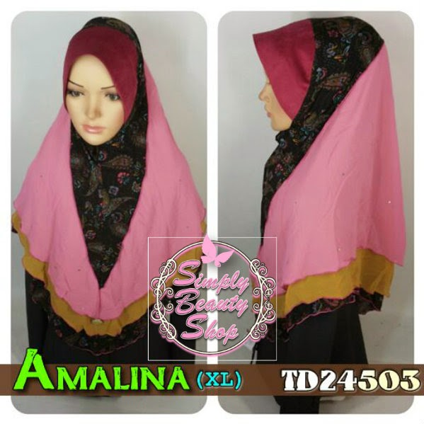 Tudung De Salma Exclusive