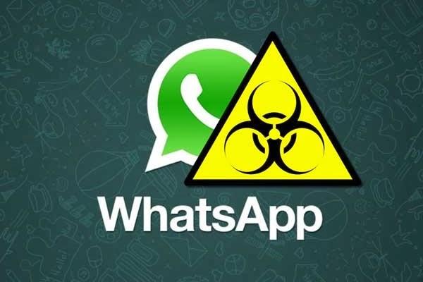 virüslü whatsapp e-postaları