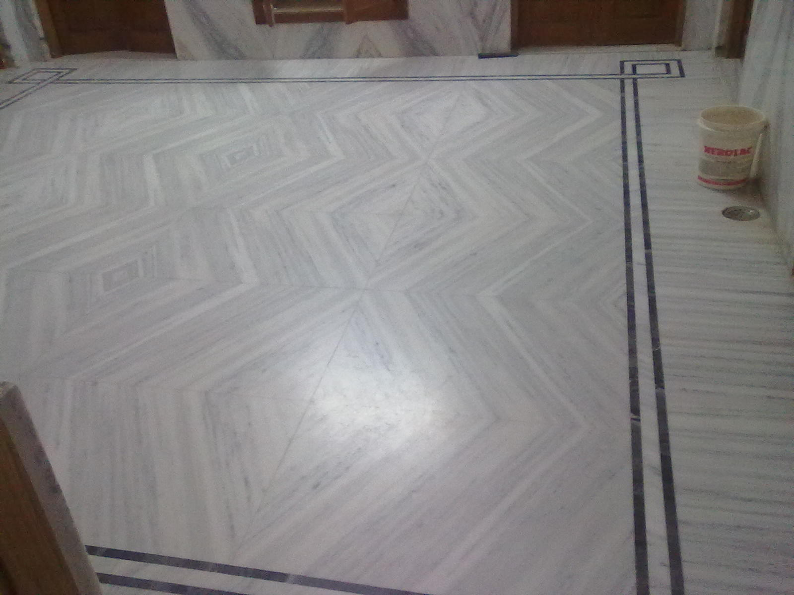 Makrana Marble Flooring Designs : Marble makrana