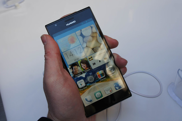 HUAWEI ASCEND P2 Android Smartphone New Mobile Phone Photos, Features Images and Pictures 3