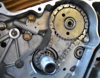 Fungsi dan pemakaian Cam Chain / rantai mesin