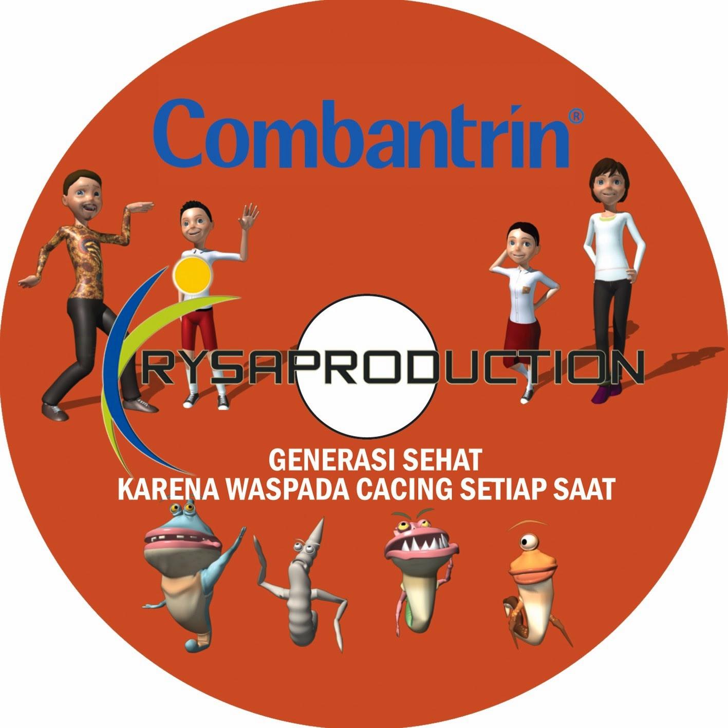 CD Combantrin