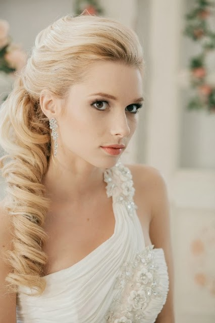 Lush Fab Glam Blogazine Wedding Inspiration Gorgeous Hairstyles For The Bride.