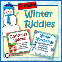 Build Inference Skills with Winter Riddles