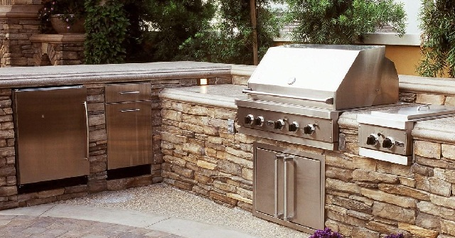 Outdoor Kitchen Kit