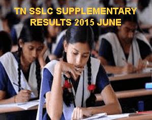TN SSLC Supplementary Result 2015 Announced Today 1st August 2015, Tamil Nadu SSLC 10th Supplementary Results 2015, TN SSLC Supple Result June 2015 Marks Memo will released at dge.tn.nic.in. Tamil Nadu SSLC X Supplementary Result 2015, TN SSLC Class 10 Supple Results 2015